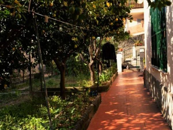 Appartamento in vendita a Bogliasco, Centrale, Con giardino, 95 mq - Foto 26