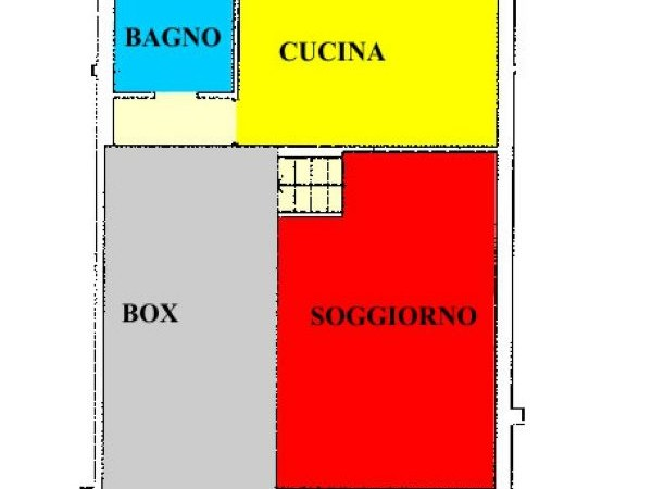Villetta a schiera in vendita a Cremosano, Residenziale, Con giardino, 174 mq - Foto 3