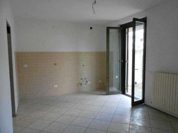 Villetta a schiera in vendita a Cremosano, Residenziale, Con giardino, 174 mq - Foto 1