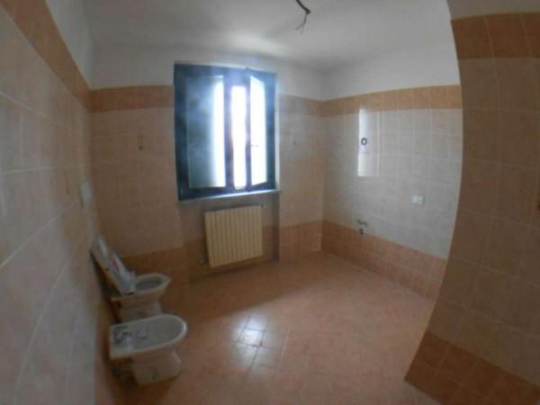 Villetta a schiera in vendita a Cremosano, Residenziale, Con giardino, 174 mq - Foto 8