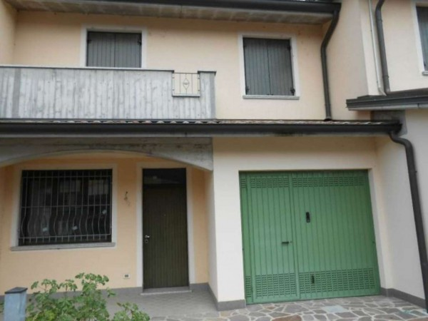 Villetta a schiera in vendita a Cremosano, Residenziale, Con giardino, 174 mq - Foto 30