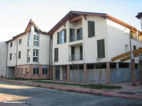 Appartamento in vendita a Caronno Pertusella, Con giardino, 92 mq - Foto 3