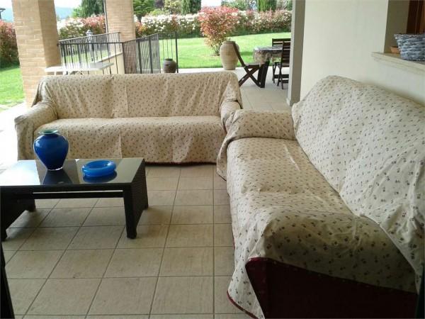 Appartamento in vendita a Corciano, San Mariano, Con giardino, 210 mq - Foto 7