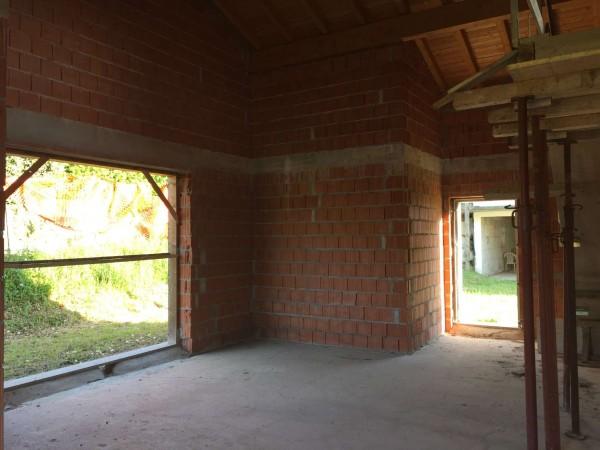 Villa in vendita a Leggiuno, Bosco, Con giardino, 200 mq - Foto 18