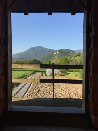 Villa in vendita a Leggiuno, Bosco, Con giardino, 200 mq - Foto 19