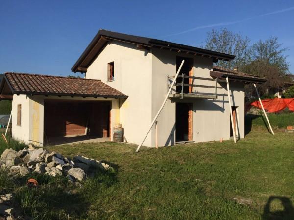 Villa in vendita a Leggiuno, Bosco, Con giardino, 200 mq - Foto 23