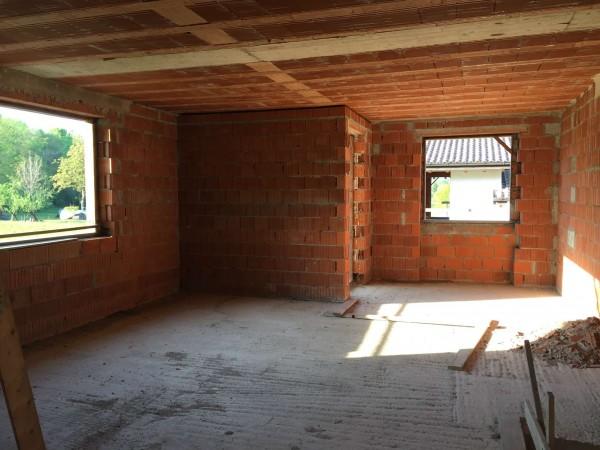Villa in vendita a Leggiuno, Bosco, Con giardino, 200 mq - Foto 9
