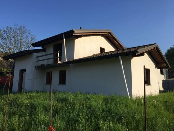 Villa in vendita a Leggiuno, Bosco, Con giardino, 200 mq - Foto 22