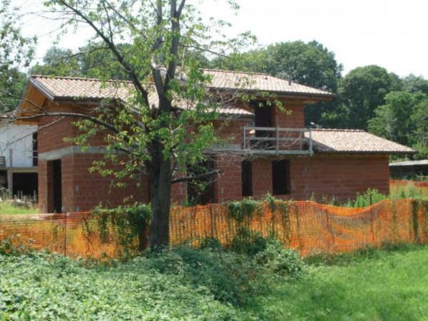 Villa in vendita a Leggiuno, Bosco, Con giardino, 200 mq - Foto 16