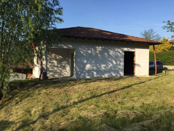 Villa in vendita a Leggiuno, Bosco, Con giardino, 200 mq - Foto 12