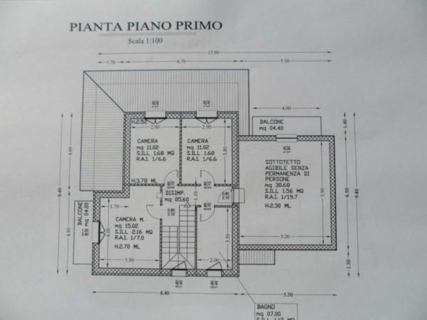 Villa in vendita a Caravate, Con giardino, 180 mq - Foto 2