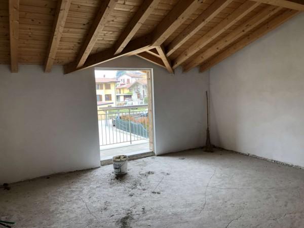 Villa in vendita a Caravate, Con giardino, 180 mq - Foto 12