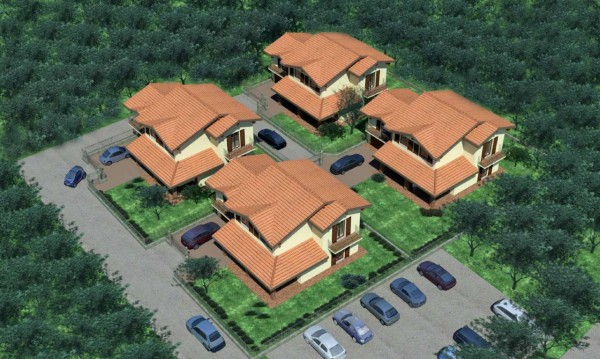 Villa in vendita a Caravate, Con giardino, 180 mq - Foto 5