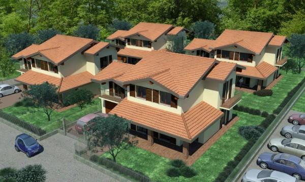 Villa in vendita a Caravate, Con giardino, 180 mq - Foto 6