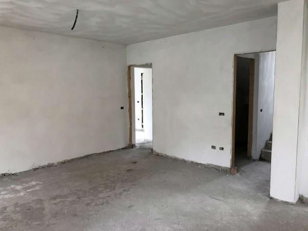 Villa in vendita a Caravate, Con giardino, 180 mq - Foto 19