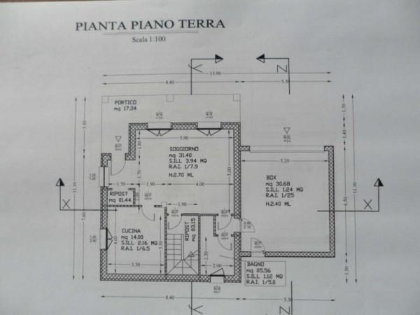 Villa in vendita a Caravate, Con giardino, 180 mq - Foto 3