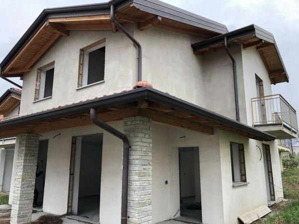 Villa in vendita a Caravate, Con giardino, 180 mq - Foto 4