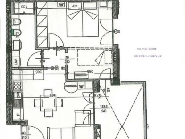 Appartamento in vendita a Firenze, Coverciano, Con giardino, 58 mq - Foto 6