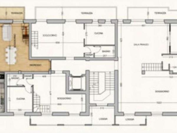 Appartamento in vendita a Firenze, Fortezza, Con giardino, 57 mq - Foto 12