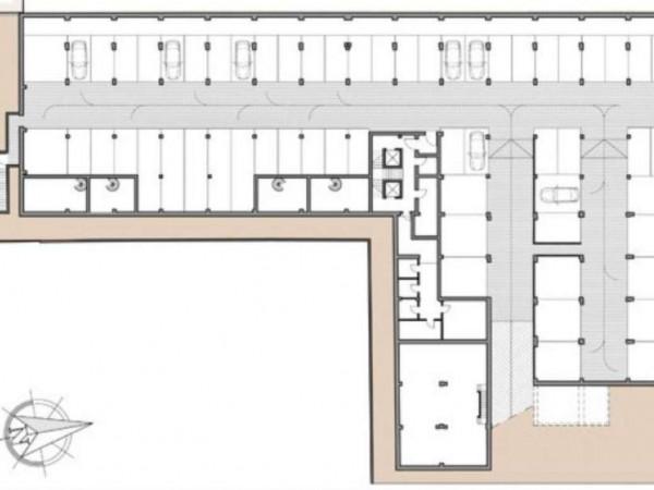 Appartamento in vendita a Firenze, Fortezza, Con giardino, 57 mq - Foto 13