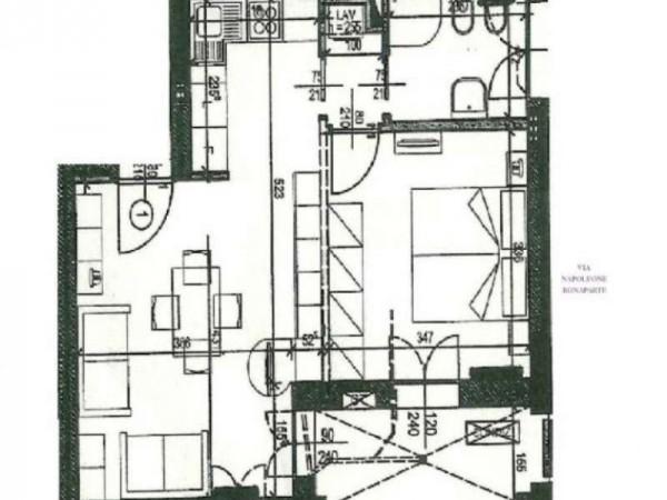 Appartamento in vendita a Firenze, Varlungo, Con giardino, 55 mq - Foto 5