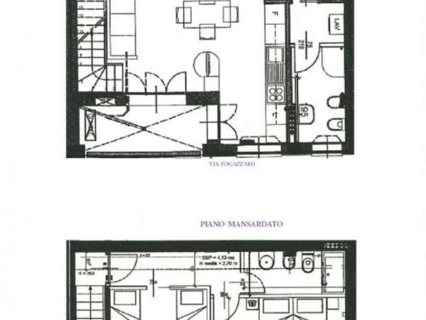 Appartamento in vendita a Firenze, Coverciano, Con giardino, 73 mq - Foto 2