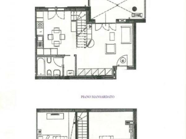 Appartamento in vendita a Firenze, Coverciano, Arredato, con giardino, 83 mq - Foto 8