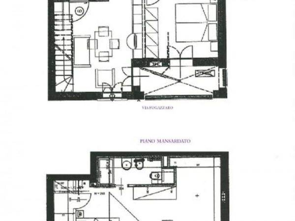 Appartamento in vendita a Firenze, Coverciano, Con giardino, 75 mq - Foto 6