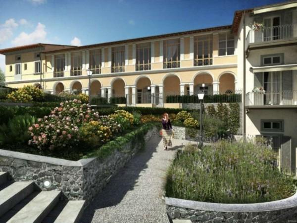 Appartamento in vendita a Firenze, Cure, 77 mq