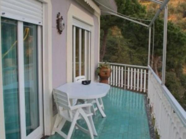 Appartamento in vendita a Zoagli, Con giardino, 81 mq