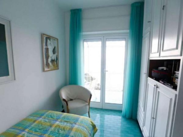 Appartamento in vendita a Zoagli, Con giardino, 81 mq - Foto 19