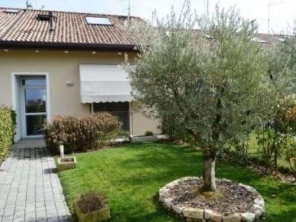 Villa in vendita a Cesena, San Cristoforo, 150 mq