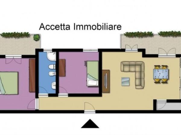 Appartamento in vendita a Leporano, Residenziale, 88 mq - Foto 2