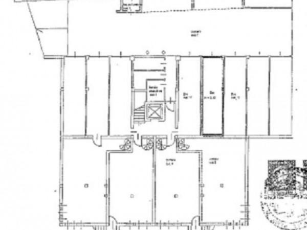 Appartamento in vendita a Bollate, Stazione Fnm, 85 mq - Foto 3