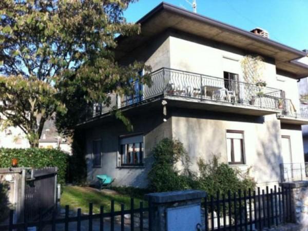 Appartamento in affitto a Gavirate, Arredato, 90 mq