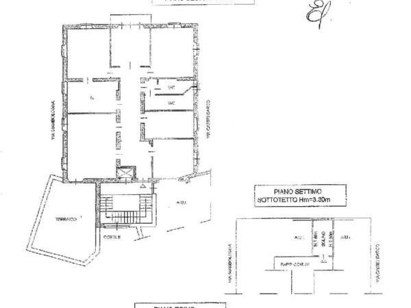 Appartamento in vendita a Milano, Bocconi - Bocconi, C.so Italia, Ticinese, 265 mq - Foto 2