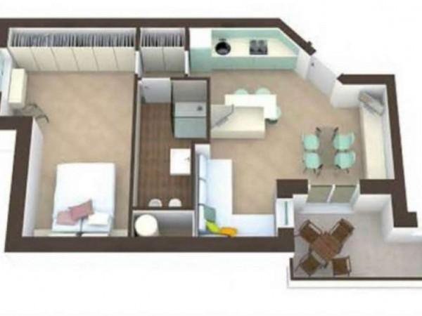 Appartamento in vendita a Loano, Pontassi, Arredato, 60 mq - Foto 3
