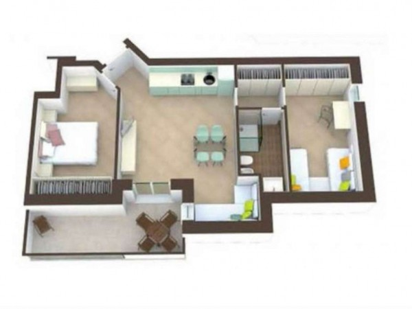Appartamento in vendita a Loano, Pontassi, Arredato, 70 mq - Foto 2