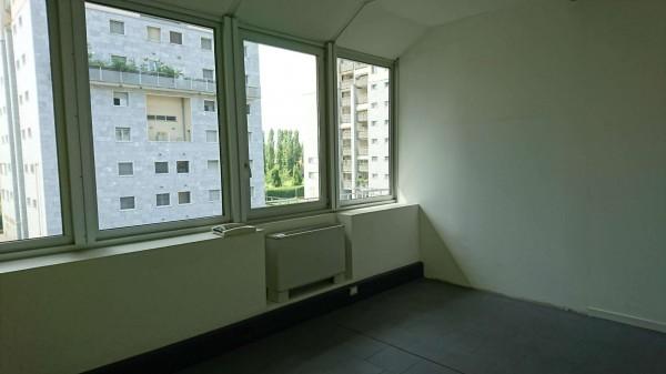 Ufficio in affitto a Milano, Savona, 1145 mq