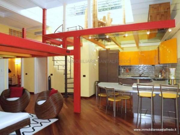 Appartamento in vendita a Milano, Arredato, 150 mq - Foto 1
