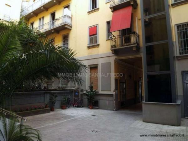 Appartamento in vendita a Milano, Arredato, 150 mq - Foto 17