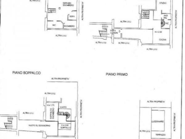 Appartamento in vendita a Milano, Arredato, 150 mq - Foto 2