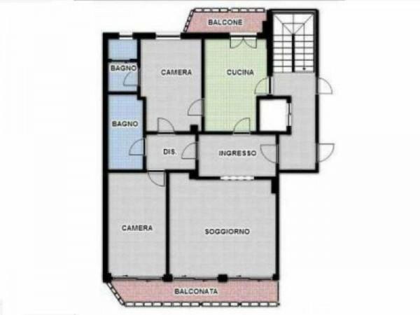 Appartamento in vendita a Milano, Città Studi - Plinio - Citta Studi, Lambrate, 115 mq - Foto 2