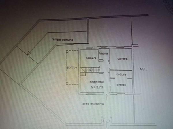 Villa in vendita a Cardano al Campo, Zona San Rocco, Con giardino, 200 mq - Foto 5