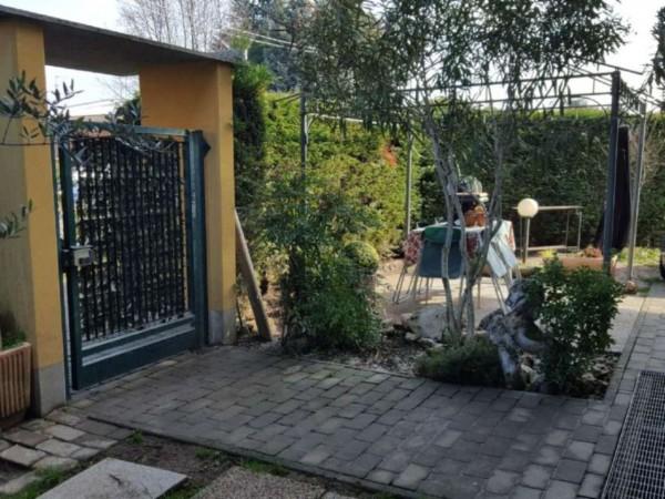 Villa in vendita a Cardano al Campo, Zona San Rocco, Con giardino, 200 mq - Foto 51