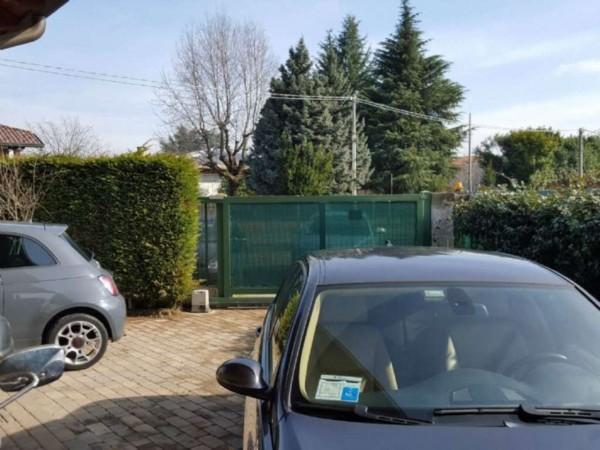 Villa in vendita a Cardano al Campo, Zona San Rocco, Con giardino, 200 mq - Foto 11