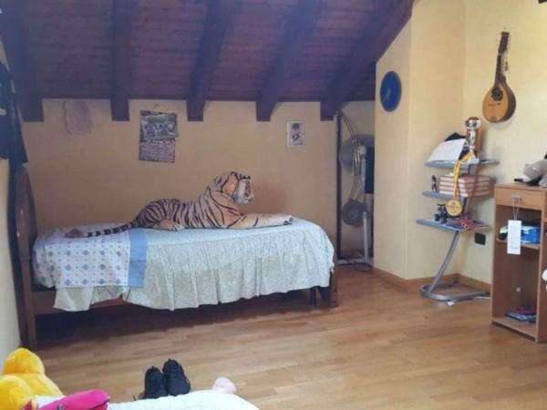 Villa in vendita a Cardano al Campo, Zona San Rocco, Con giardino, 200 mq - Foto 38
