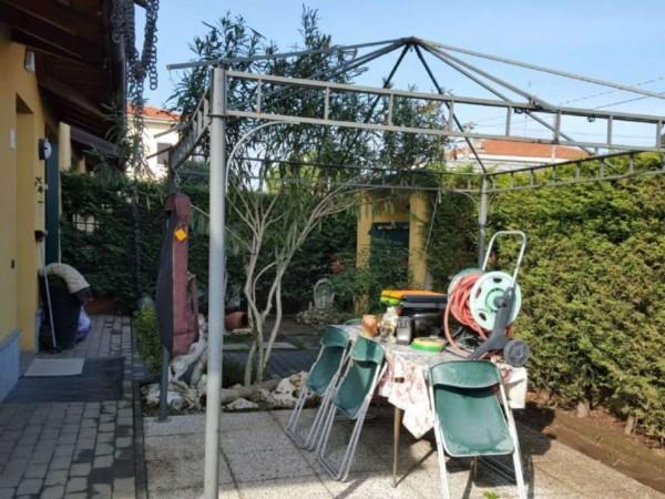 Villa in vendita a Cardano al Campo, Zona San Rocco, Con giardino, 200 mq - Foto 49