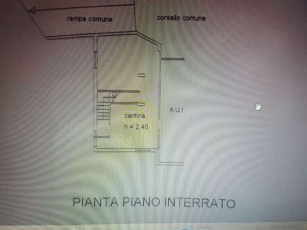 Villa in vendita a Cardano al Campo, Zona San Rocco, Con giardino, 200 mq - Foto 3