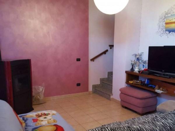 Villa in vendita a Cardano al Campo, Zona San Rocco, Con giardino, 200 mq - Foto 17